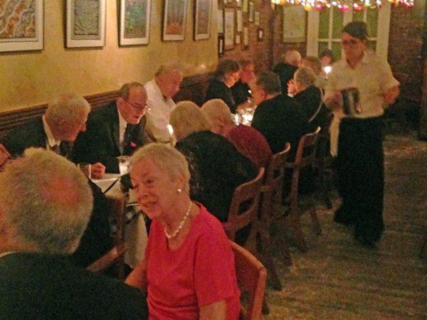 2017 Annual Meeting Dinner