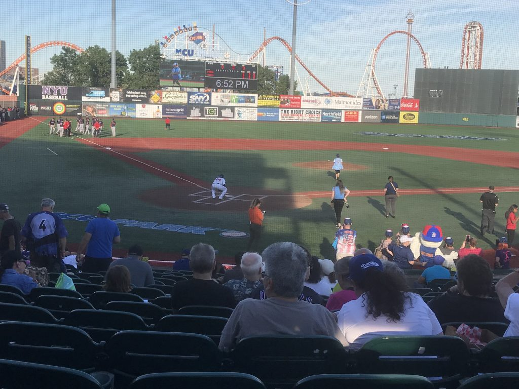 Brooklyn Cyclones field