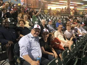 June 2018: Brooklyn Cyclones Game