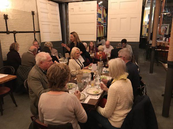 October 2018: Clambake Dinner