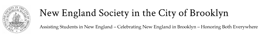 New England Society in the City of Brooklyn Logo